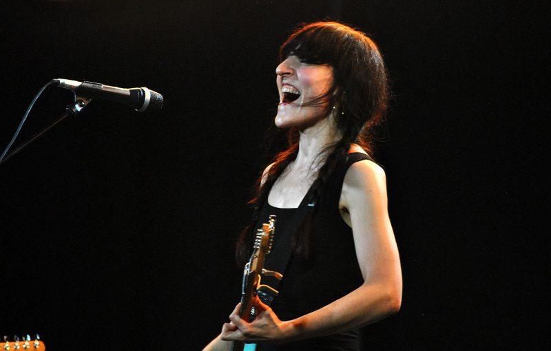 Cristina LLanos concierto Dover