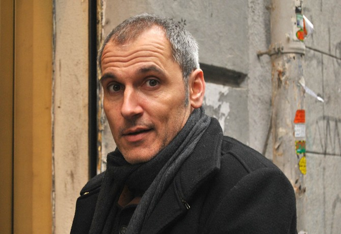 El director de cine David Marqués - Sandra Martín Duque